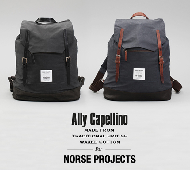 Norse Projects By Ally Capellino