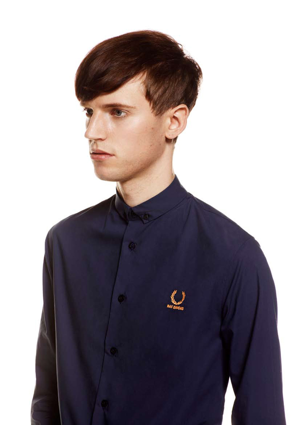 womens fred perry coat