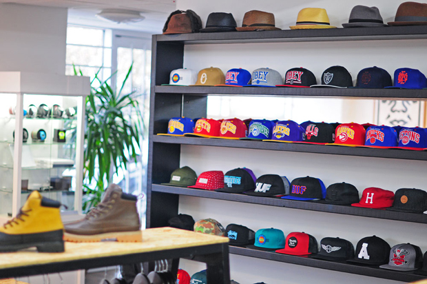 Hip hop clothing online store
