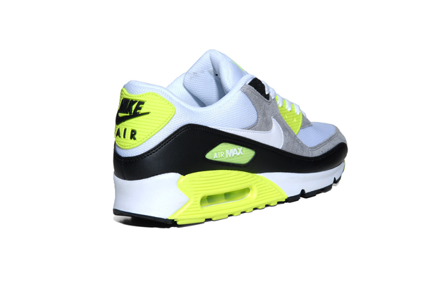 nike air max 90 blue and yellow