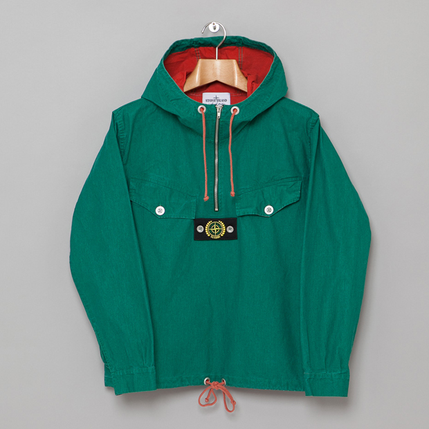 Stone-Island-30th-Anniversary-Tela-Stella-Jacket-Green-01