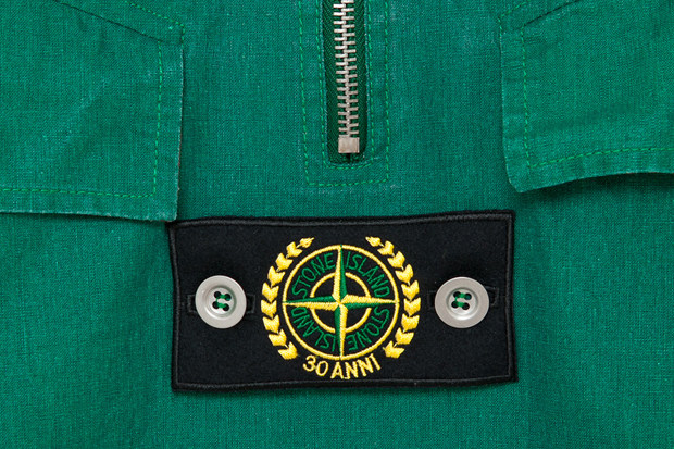Stone-Island-30th-Anniversary-Tela-Stella-Jacket-Green-03