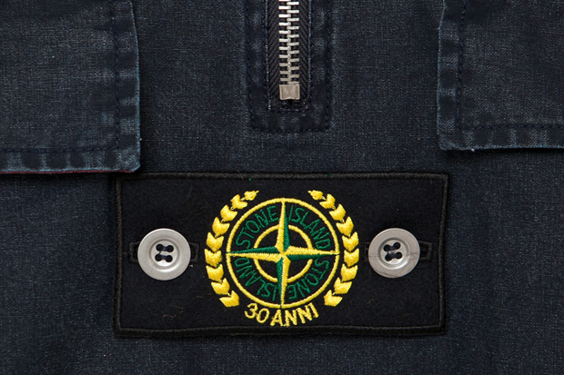 Image result for anniversary stone island badges