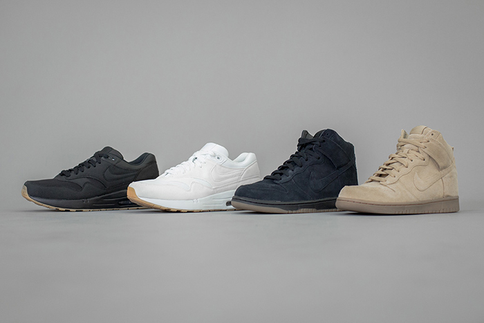 A.P.C. x Nike Spring 2013 Collection UK Release info (Dunk ...