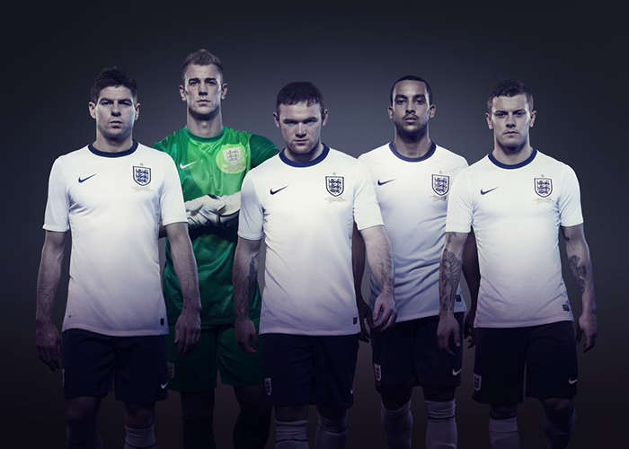 Nike-announce-first-England-football-kit