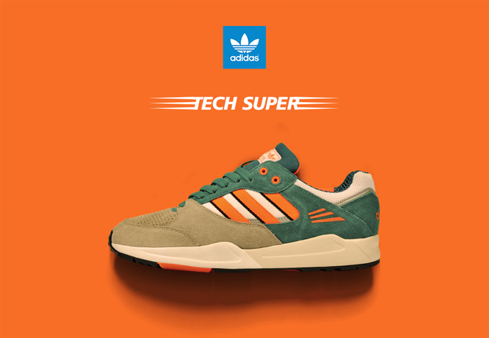 Adidas Tech Super Sizing