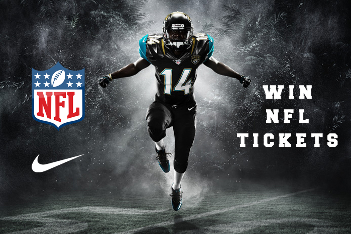 Competition Gear Up For Nfl Football With Nike