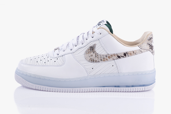 best service 1cb24 96fb6 Nike Air Force 1 Brazil QS Pack