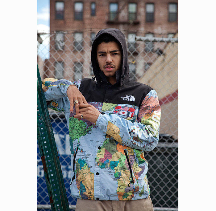 Supreme x the north face springsummer 2014 gumiabroncs Image collections
