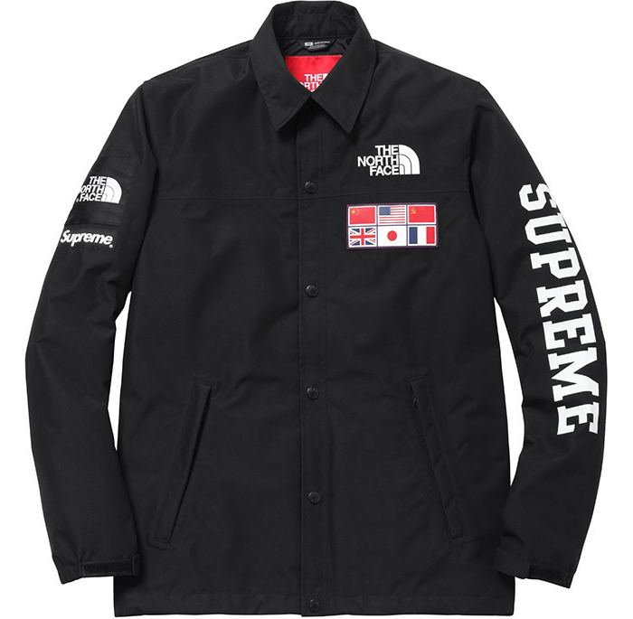 Supreme X The North Face Spring Summer 2014