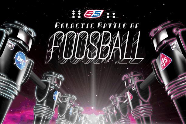 55dslfoosball