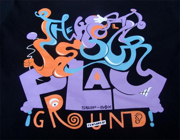 playground black 2