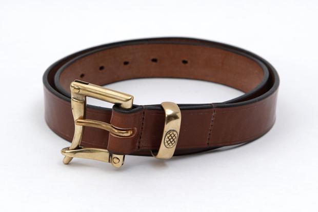 Cottonopolis-Quick-Release-Belt-Conker-Brown-£125