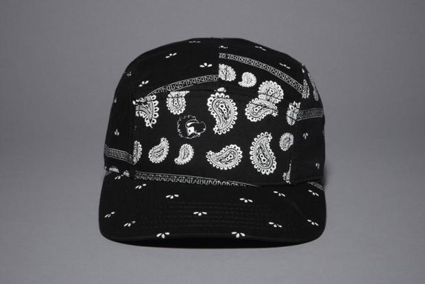 Undefeated-Paisley-Headwear-5